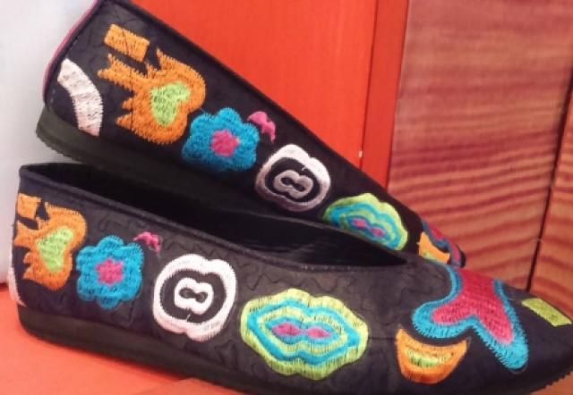 Produk Sepatu Bordir - Kecamatan Bangil