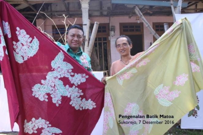 Sentra Batik Matoa - Kecamatan Sukorejo